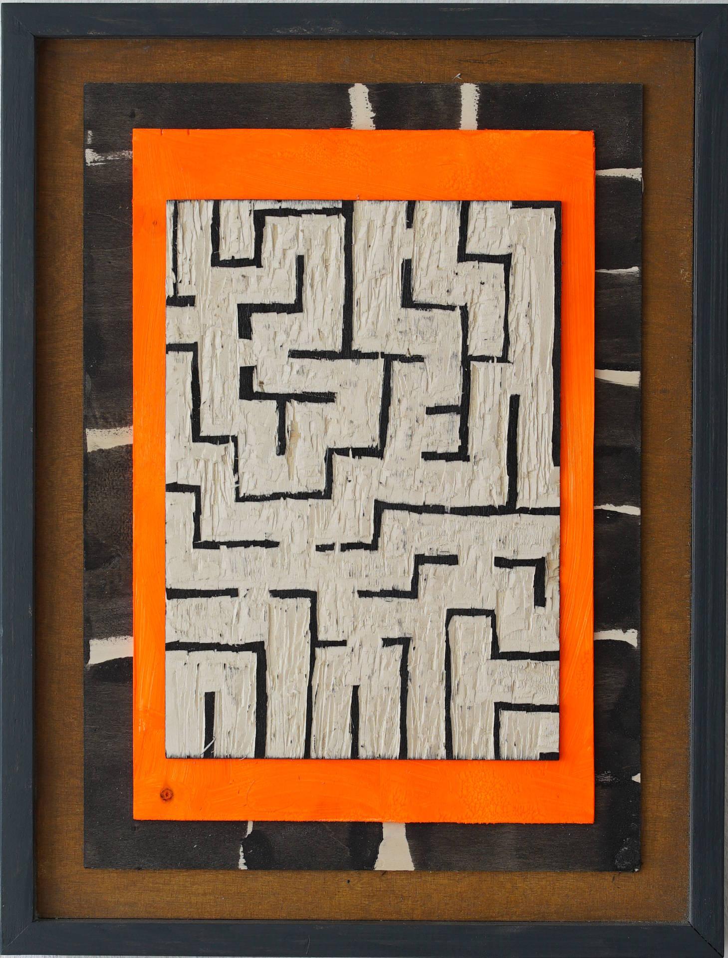 Labyrinth by Jonas Hofrichter, 2016